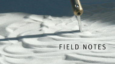 Studio for Public Spaces: Field Notes