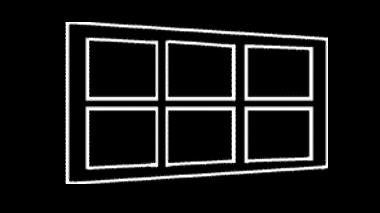 Trapezoidal Window