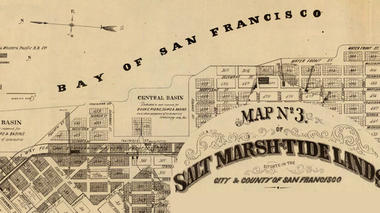 Rising Waters: The Changing Shoreline of San Francisco Bay