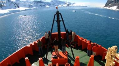 Ice Stories: Dispatches from Polar Scientists