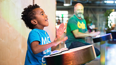 Tips for Visiting the Exploratorium with Kids