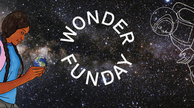 Support the Exploratorium Online with Wonder Funday