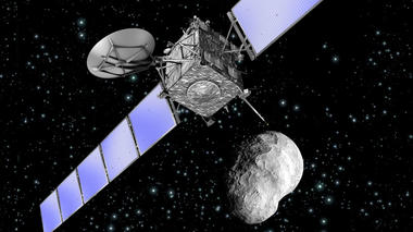Rosetta Mission Webcast: Investigating Comets