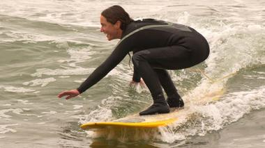 The Science of Surfing