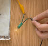Science activity that demonstrates the chemistry of batteries