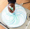 Science activity that explores unexpected patterns
