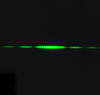 Science activity that demonstrates Thomas Young's two-slit experiment