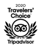 2020 Trip Advisor Travelers Choice Logo