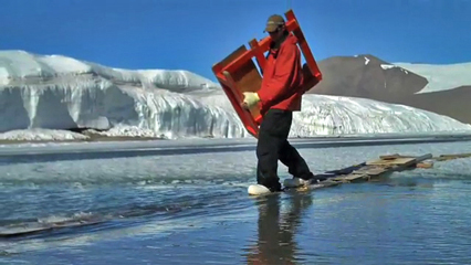 Glaciers and the Simple Life in Antarctica's Dry Valleys
