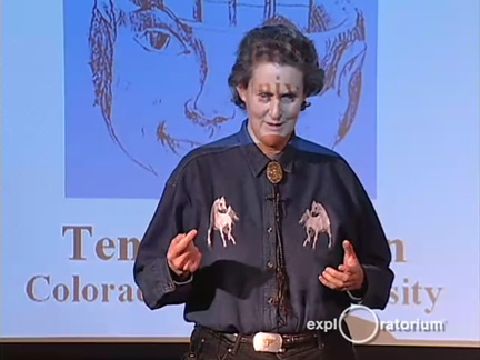 Dr. Temple Grandin Lectures on Autism and the Animal Mind (Audio)