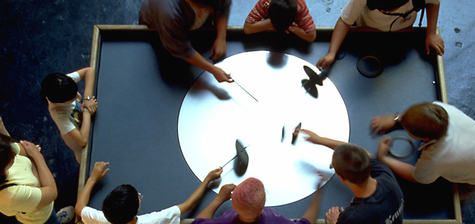 Exploratorium: Ways to Get Involved