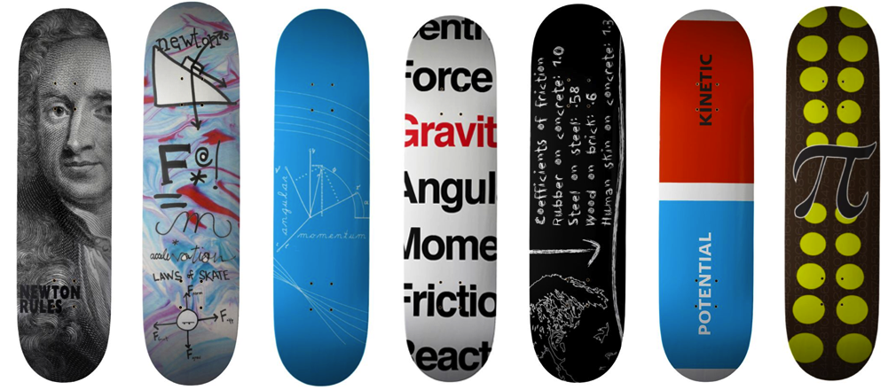 skateboard decks - Skateboard Design Ideas